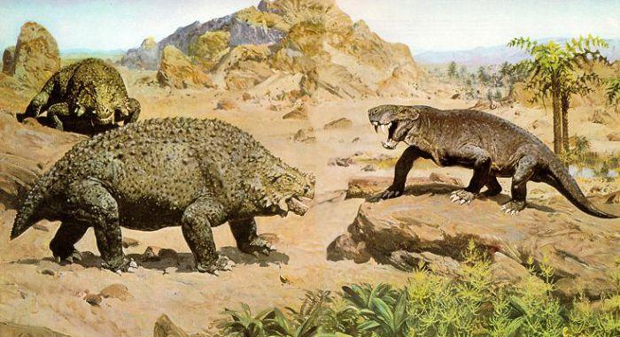 Парейазавры