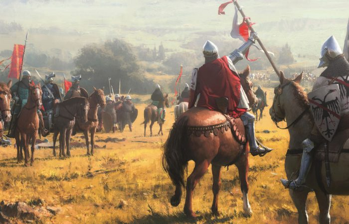 Конница в Средние века