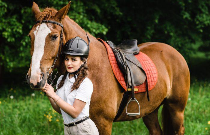 Движение с лошадью