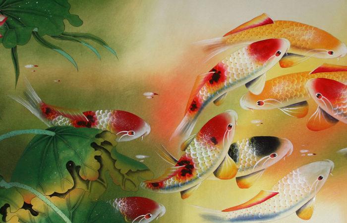 ДРЕВНИЕ аквариумы