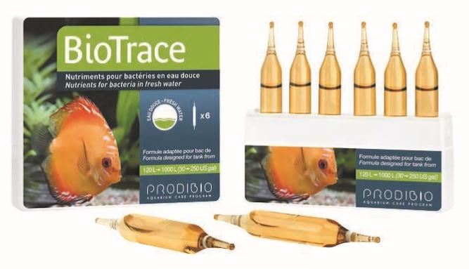 Препарат, включающий необходимые микроэлементы для пресноводных рыб