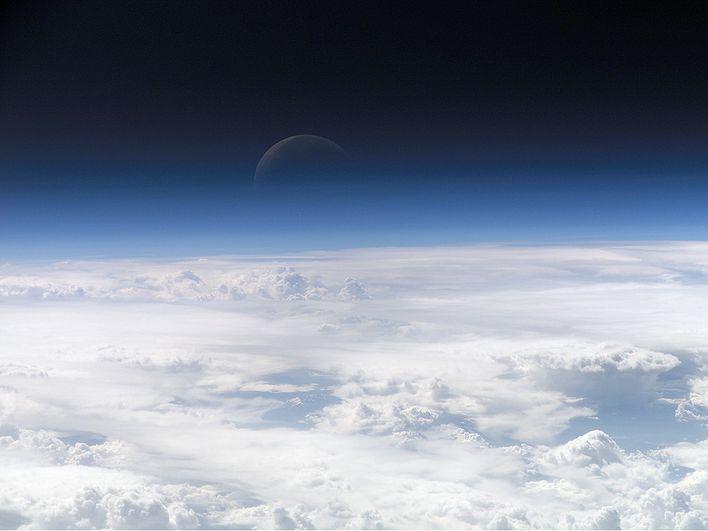 Верхние слои атмосферы