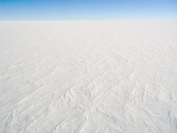Так выглядела поверхность Земли в Северной Америке или Северной Европе в ледниковые эпохи ледникового периода